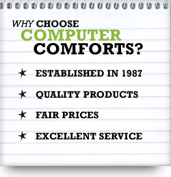 Why choose Computer Comforts?